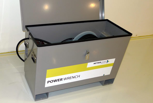 Netherlocks Power Wrench Storage Box