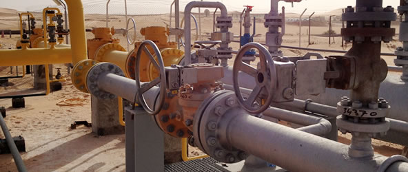 Basic valve interlock configurations in pipeline pigging