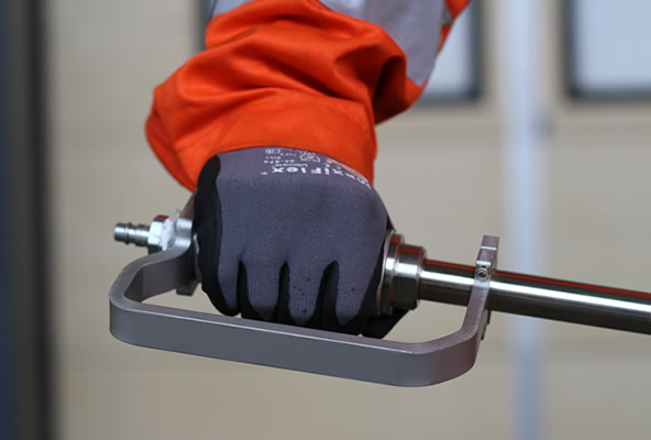 Power Wrench Hands Guard Set quick release