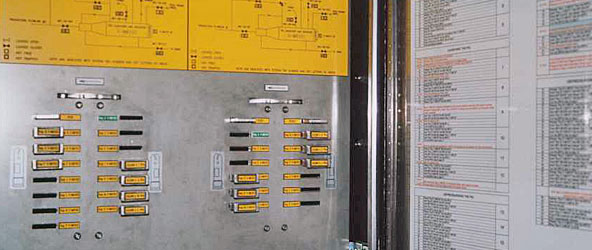 Mechanical Process Control Unit for valve interlocks