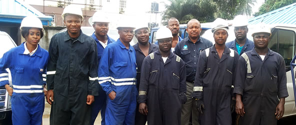 Atlantic Bluewater is the official Power Wrench distributor in Nigeria