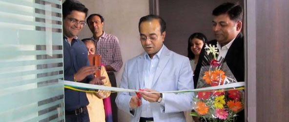 Netherlocks Indian branch office opened on November 6, 2014